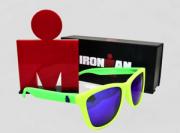 Óculos Yopp Iron Man Lente Azul Armação Verde