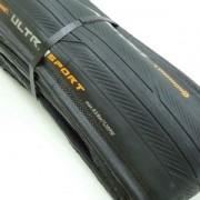 Pneu Continental Ultra Sport III 700x23 Preto / Dobrável