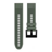 Pulseira p/ Garmin 935 XT, Fenix 5 e 6 - Verde militar
