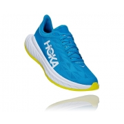 Tênis Hoka Carbon X 2 Masculino Azul/Branco