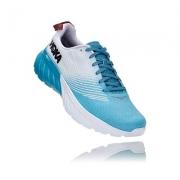 Tênis Hoka Mach 3 Masculino Azul e Branco