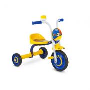 Triciclo You 3 Boy Amarelo/Azul