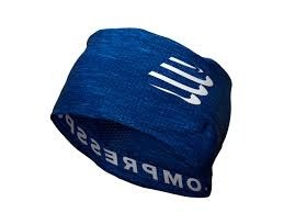 Bandana Multifuncional Compressport Ultralight Headtube Azul
