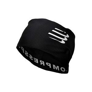 Bandana Multifuncional Compressport Ultralight Headtube Preto