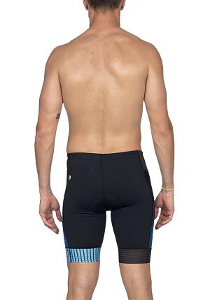 Bermuda Triathlon 140 Woom Smash (Azul) Masc 2020