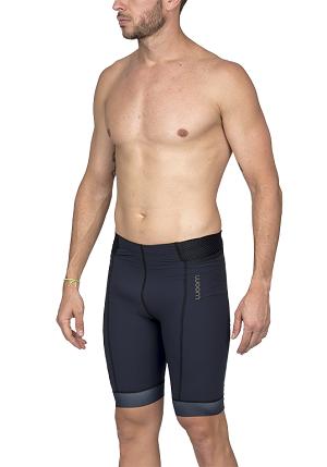 Bermuda Triathlon Carbon Woom Black (Preto) Masc 2020