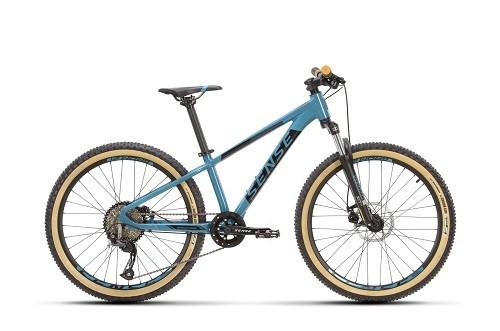 Bike MTB Infantil Sense Aro 24  2021 Aqua/Preta