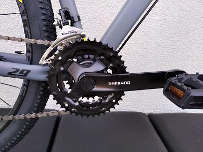 Bike MTB Oggi Hacker Sport 29