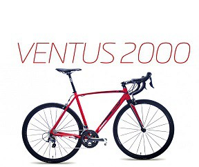 Bike Speed Audax Ventus 2000 - S