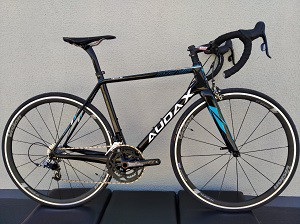 Bike Speed Audax Ventus Stelvio - S