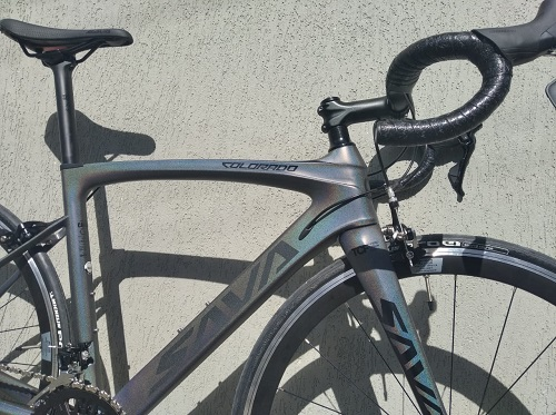 Bike Speed Sava R7000 Grafite -S
