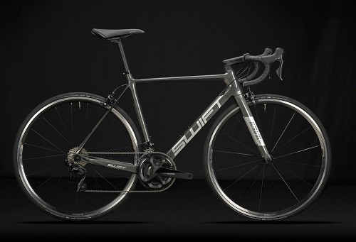 Bike Speed Swift Cabon Ultravox 2020 Cinza e Preta - L  2020