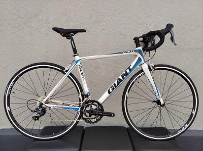 Bike Spees Giant SCR Alumínio Branca/Azul -M
