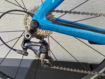 Bike TT Argon E117 - L