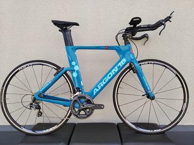 Bike TT Argon E117 - M