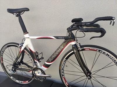 Bike TT Sundown TR1 - L