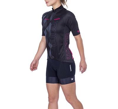 Camisa Ciclismo Woom Smart Mila Fem 2021