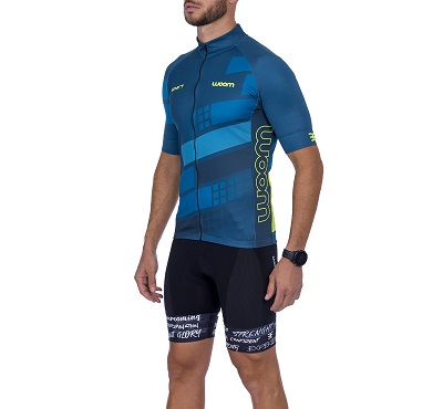 Camisa Ciclismo Woom Smart Wind Masc  2021