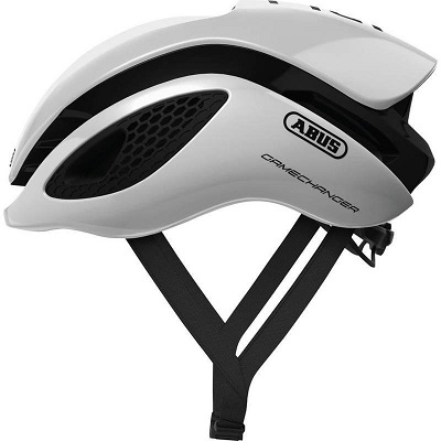 Capacete de Ciclismo Abus Gamechanger  Branco