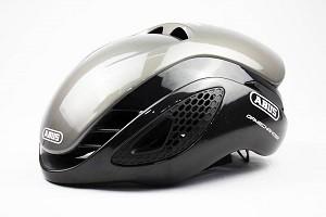 Capacete de Ciclismo Abus Gamechanger Cinza/Escuro - L