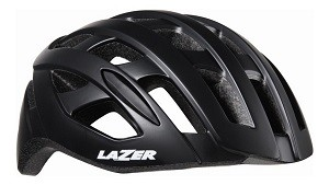 Capacete de Ciclismo Lazer Tonic Preto Fosco