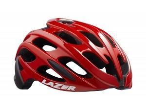 Capacete de Ciclismo Lazer Tonic Vermelho -M