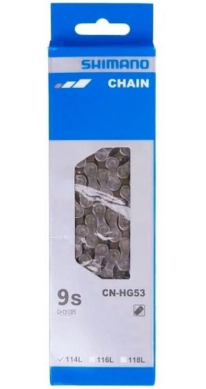 Corrente Shimano CN-HG53 114L 9V