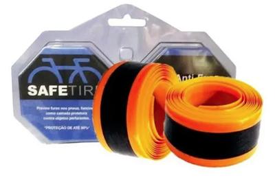 Fita Anti Furo Safe Tire para Speed Laranja - PAR