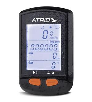 GPS Bike Steel  25 Horas C/Sensor de Cadência IPX6