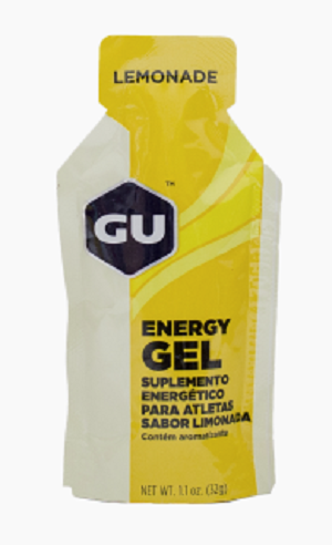 Gu Energy Gel - Sabor Limonada