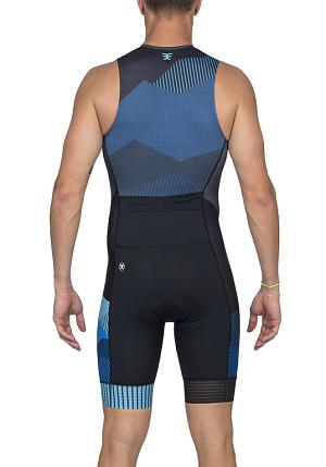 Macaquinho Tri 140 Woom Smash (Azul) Masc 2020