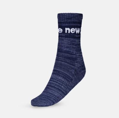 Meia New Balance Space Dye Masculino