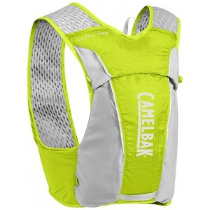 Mochila de Hidratação Camelbak ultra PRO Vest 1,0L - M - Amerelo