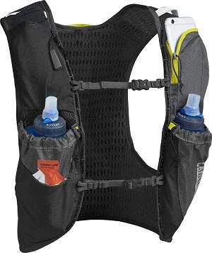 Mochila de Hidratação Camelbak ultra PRO Vest 1,0L - M - Cinza