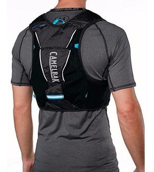 Mochila de Hidratação Camelbak ultra PRO Vest 1,0L - P - Preto