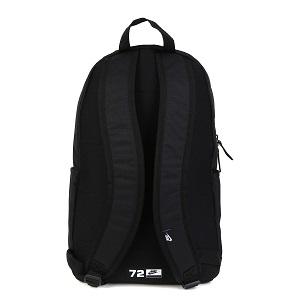 Mochila Nike Elemental Preta e Branca - 2.0 - 21L