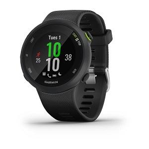 Monitor Cardíaco de Pulso com GPS Garmin 45 Preto