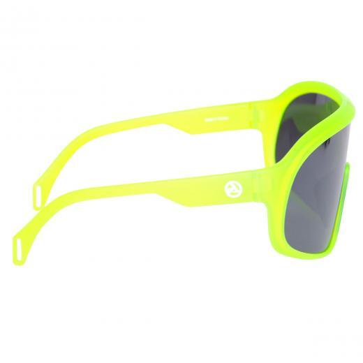 Óculos de ciclismo e corrida  Absolute Nero Neon- Lente Fume