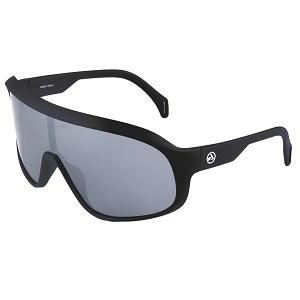 Óculos de Ciclismo e Corrida Absolute  Nero Preto fosco - lente Prata Polarizada