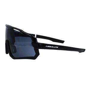 Óculos de Ciclismo e Corrida Absolute Wild Preto - Lente Azul
