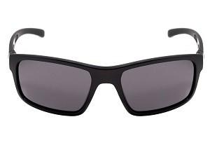 Óculos de Ciclismo e Corrida HB Overkill Matte Black Gray