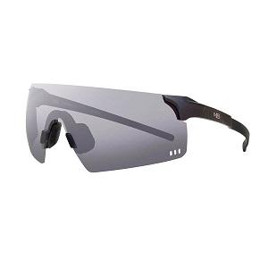 Óculos de Ciclismo e Corrida HB  Quad V - Matte Black Gray