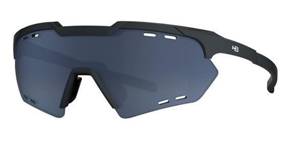 Óculos de Ciclismo e Corrida HB Shield Compact R Matte Black Photochromic