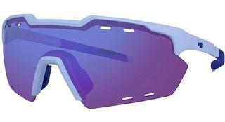 Óculos de Ciclismo e Corrida HB Shield Compact R Pearled White Purple