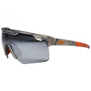 Óculos de Ciclismo e Corrida HB Shield Evo R Matte Onyx Silver