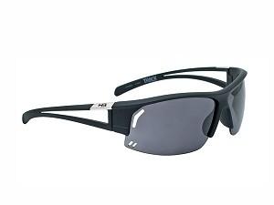 Óculos de Ciclismo e Corrida HB Track Matte Black Gray