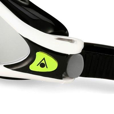 Óculos de Natação Aqua Sphere Kaiman Exo Preto - Lente Transparente