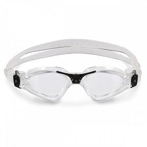 Óculos de Natação Aqua Sphere Kayenne Transparente /Preto- Lente transparente