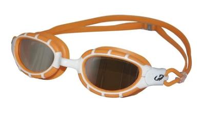 Óculos de Natação Hammerhead Fusion Mirror Espelhado/Branco/Laranja