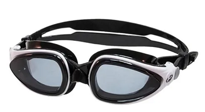 Óculos de Natação Hammerhead Kona Fume/Preto/Branco